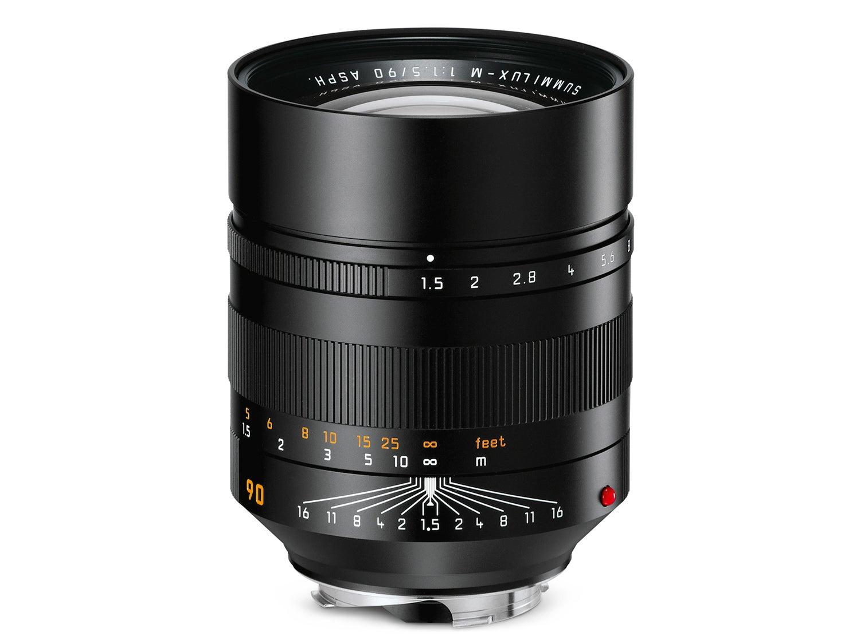 Summilux-M 90 mm f/1.5 ASPH lens