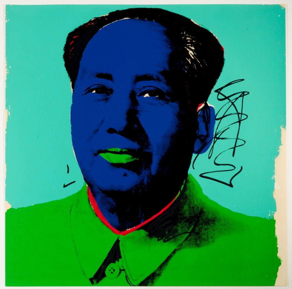 Andy Warhol, Mao Tse-Tung