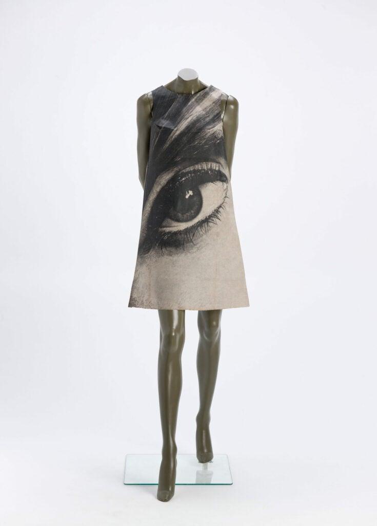Harry Gordon, Eye from Poster Dresses