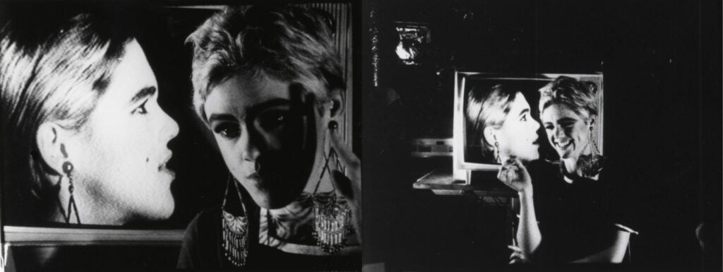 Andy Warhol, Outer and Inner Space
