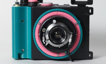 Cameradactyl's creator wants everyone to have the roadmap to build their own 35mm panoramic camera