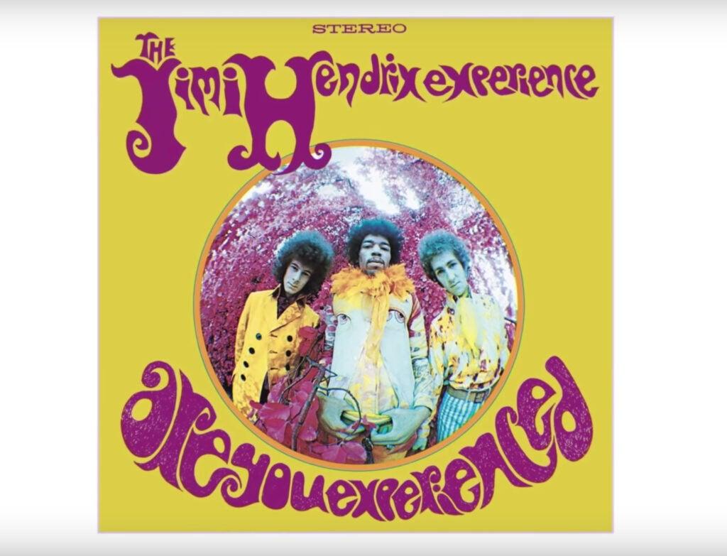 Jimi Hendrix Experience album cover