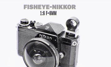 How the fisheye lens became a staple of the music industry