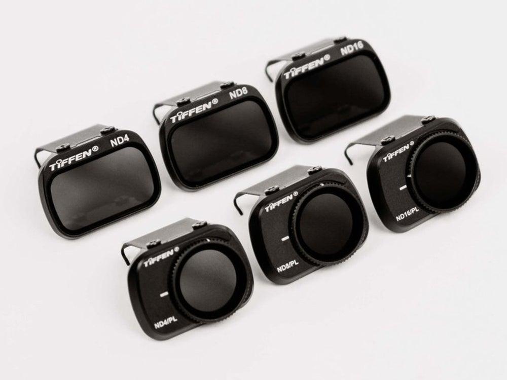 Tiffen Neutral Density filters for DJI Mavic Mini Drone