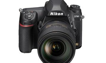 The D780 DSLR tops Nikon's CES 2020 announcements