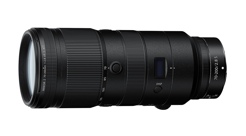 70-200mm telephoto lens