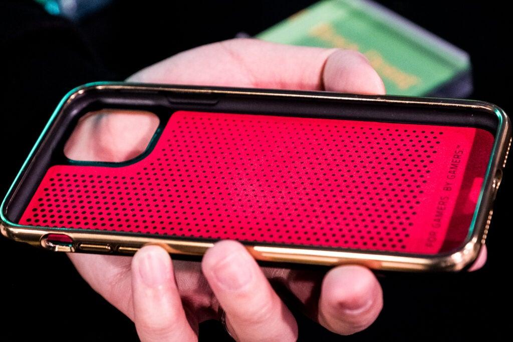Razer smartphone case.