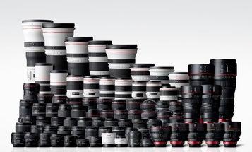 Canon announces it's focusing on mirrorless lenses until the market demands more DSLR glass