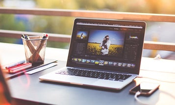 Learn professional photo editing in Adobe with this $29 bundle