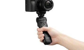 Sony's new wireless shooting grip is perfect for vlogging, selfies, and remote triggering