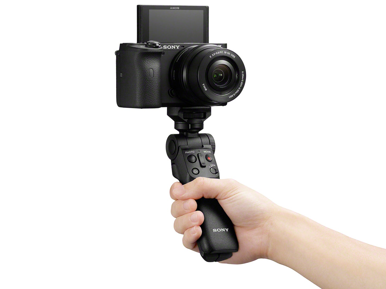 Sony wireless shooting grip