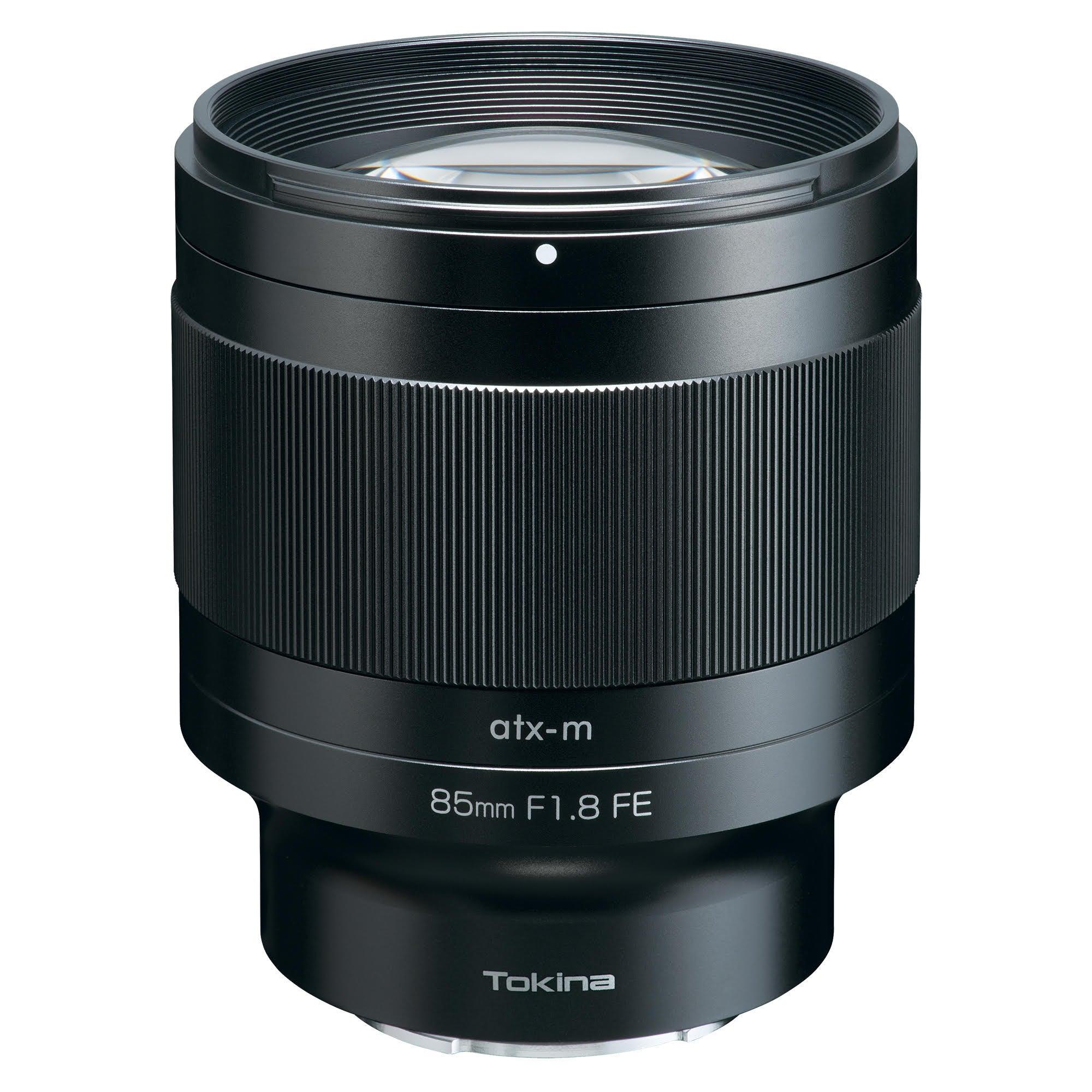 Tokina ATX-M 85mm f/1.8 lens