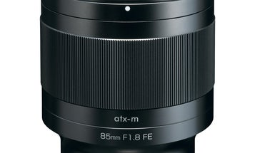 Tokina's ATX-M 85mm f/1.8 FE is a budget portrait lens for Sony E-mount shooters