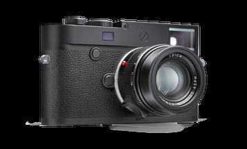 Leica's M10 Monochrom camera has a 40-megapixel black-and-white sensor