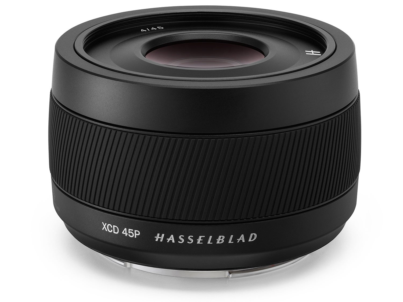 Hasselblad XCD 4/45P digital medium format lens