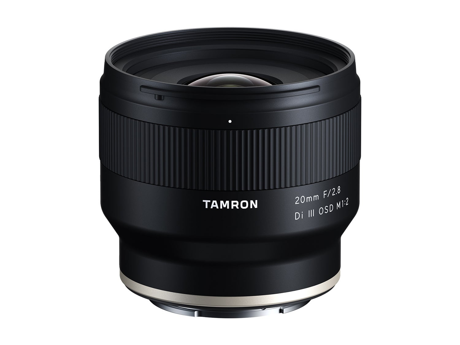 Tamron 20mm F/2.8 lens for Sony cameras
