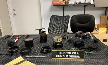 Lensrentals takes apart a Nikon Z 24-70mm f/2.8 S lens