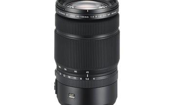 Fujifilm announces new lens for GFX large format cameras, plus a lens roadmap for GF lenses