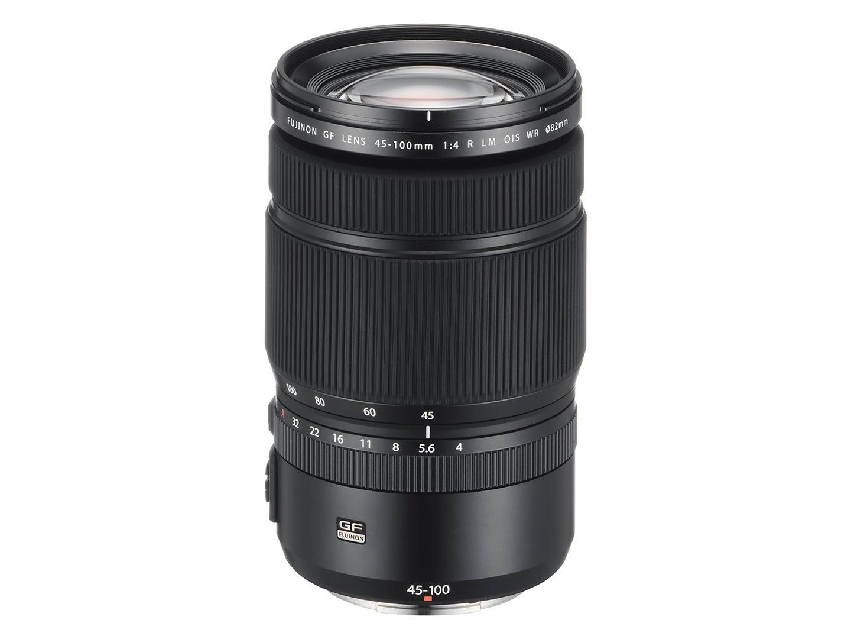 Fujifilm GF45-100mmF4 R LM OIS WR lens