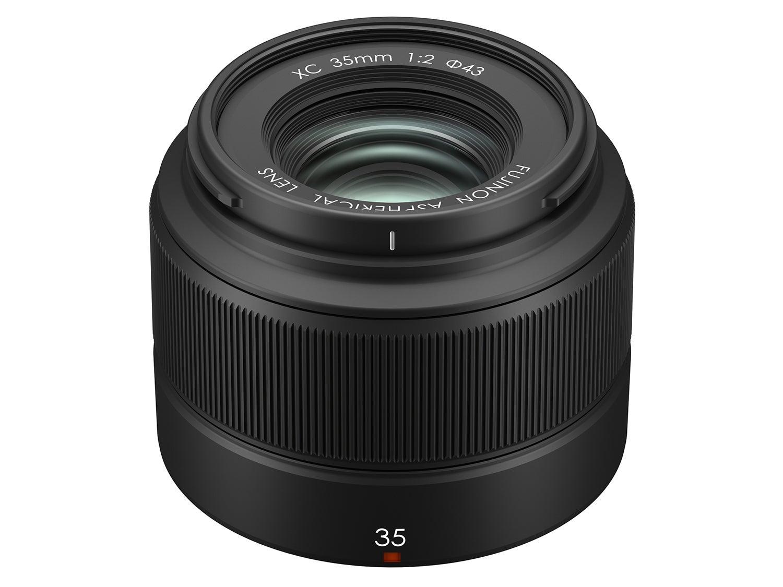Fujifilm XC 35mm F2 lens