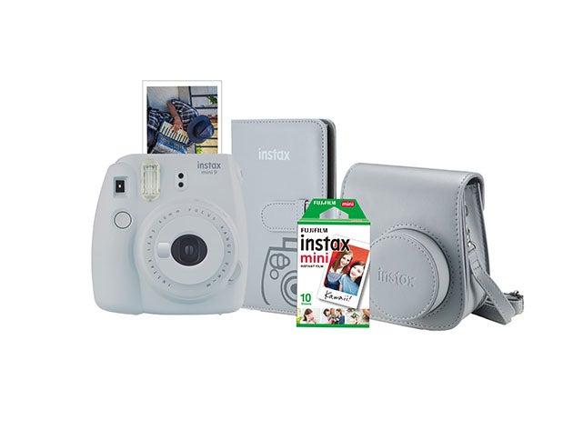 FujiFilm Instax Mini 9 Camera Bundle
