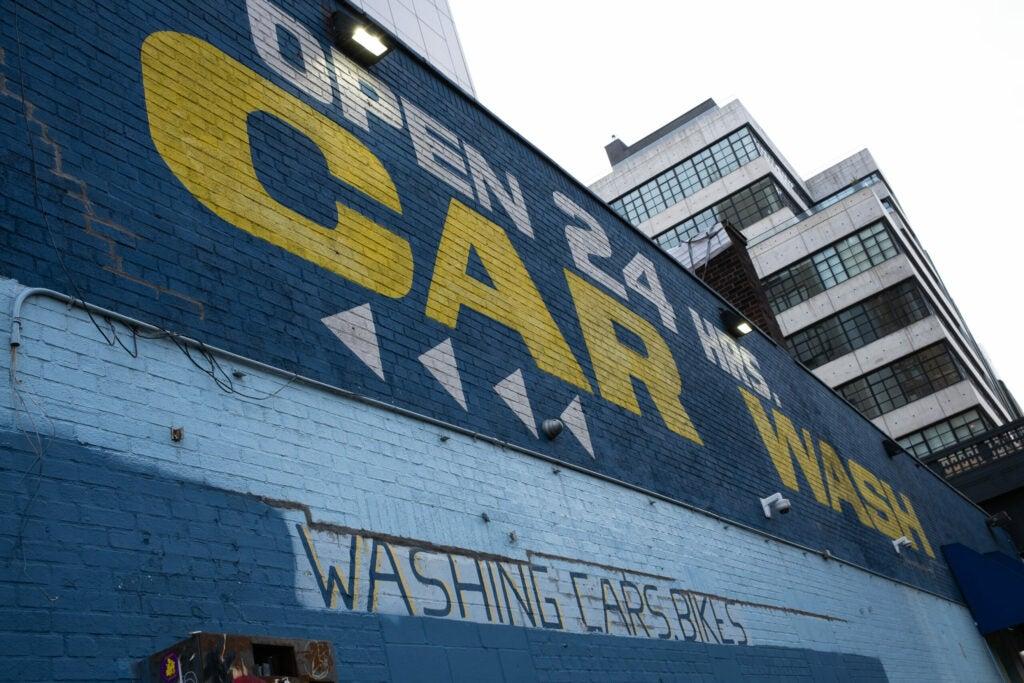 24 hour car wash