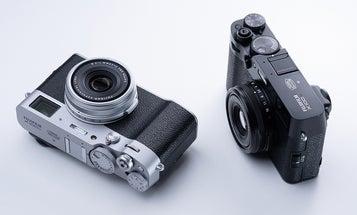 Meet the Fujifilm X100V, a premium compact camera for everyday use