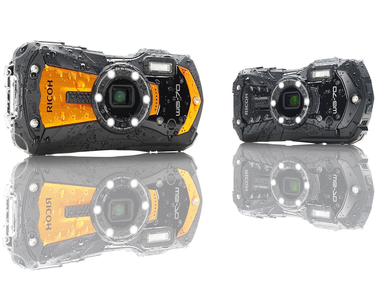 Ricoh WG-70 Camera