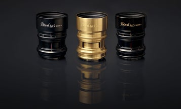 Lomography is raising funds on Kickstarter for a new Petzval lens with swirly bokeh