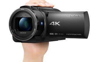 Sony releases new 4K Handycam with image stabilization