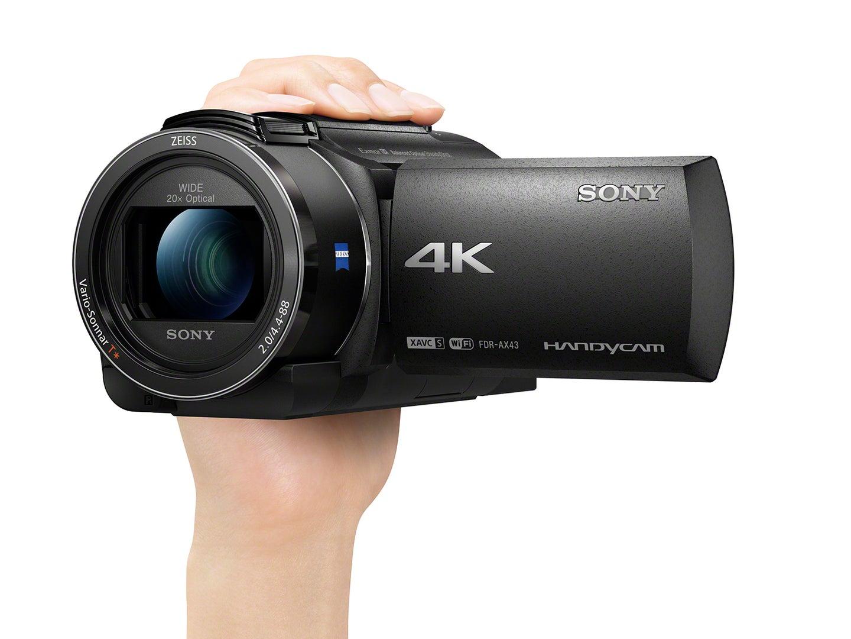 Sony FDR-AX43/B Handycam