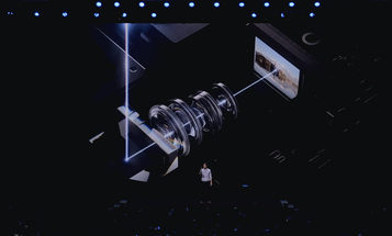 Samsung's 100x zooming smartphone camera requires a fancy lens and impossibly steady hands