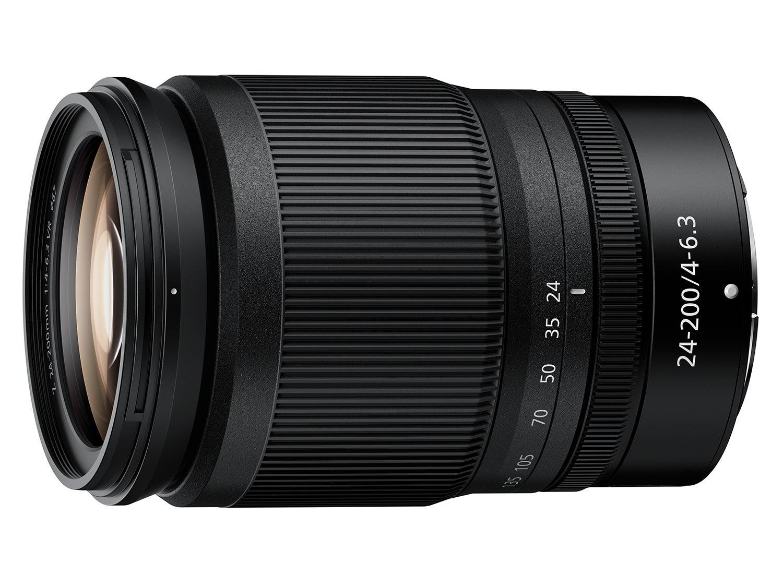 Nikon 24-200/4-6.3 lens