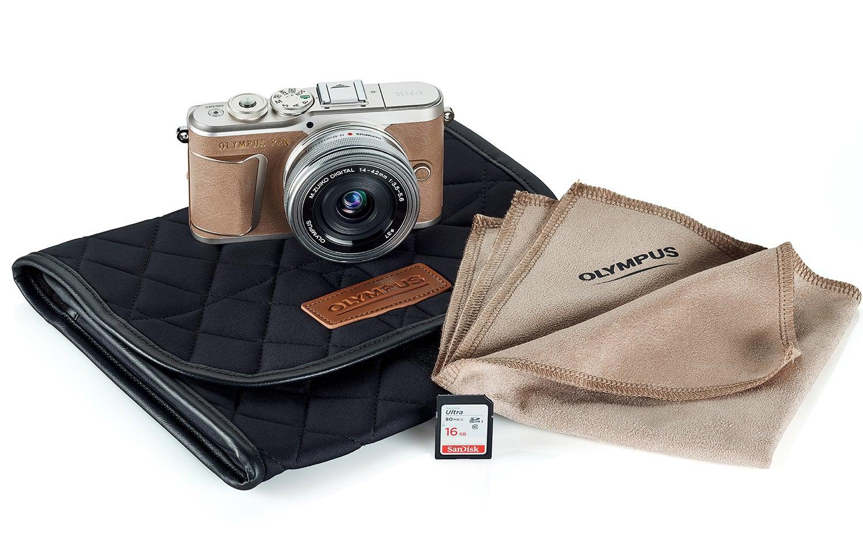 Olympus PEN camera set