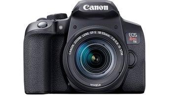 Meet the Canon EOS Rebel T8i DSLR