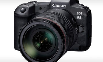Canon confirms more specs on the forthcoming EOS R5