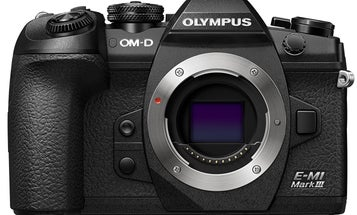 Olympus announces OM-D E-M1 Mark III and more