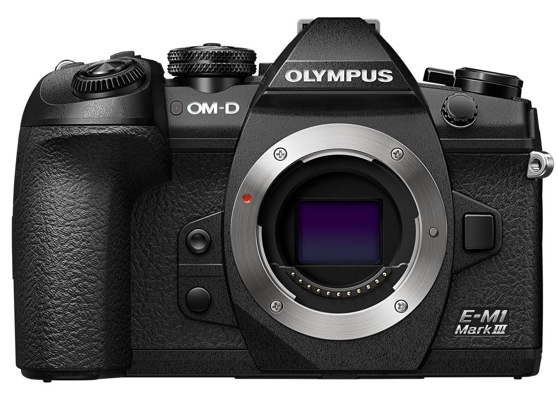 Olympus OM-D E-M1 Mark III Camera