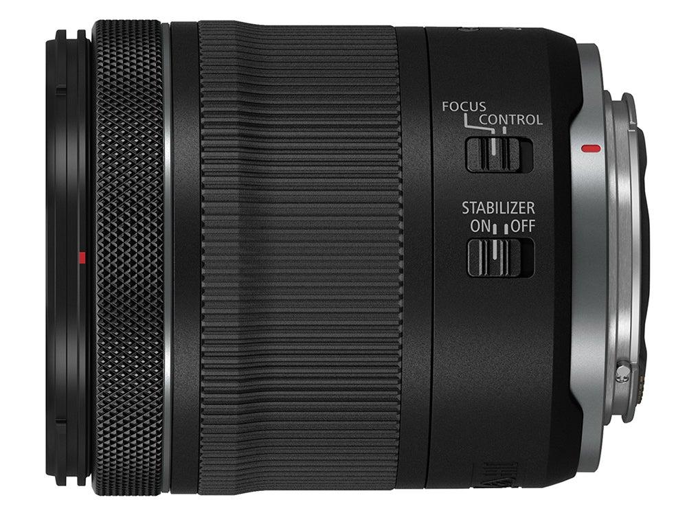 Canon RF 24-105mm F4-7.1 IS STM lens