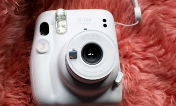 Hands on with Fujifilm's Instax Mini 11