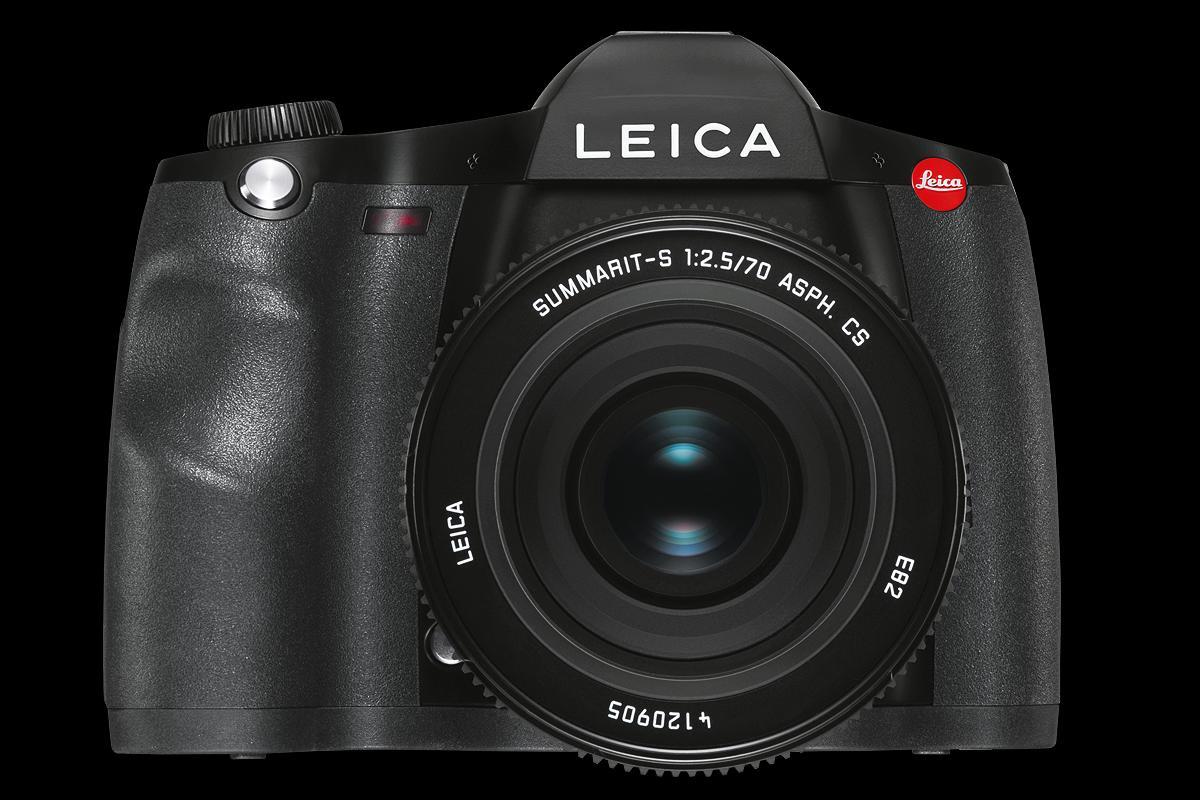 Leica SL3 64 megapixel camera