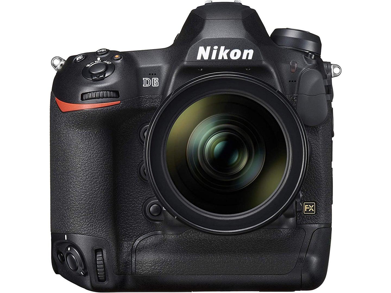 Nikon D6 camera