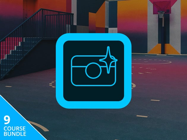 Adobe Lightroom & Photoshop for Beginner-Designers Bundle
