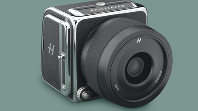 Hasselblad's new $6,400 camera is weird and wonderful