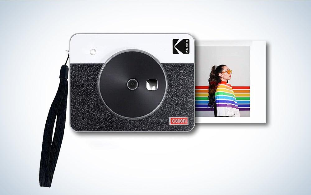 Kodak Mini Shot 3 Retro Portable Wireless Instant Camera & Photo Printer