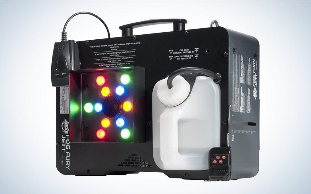 ADJ Products Fog Fury, JETT Stream COLR