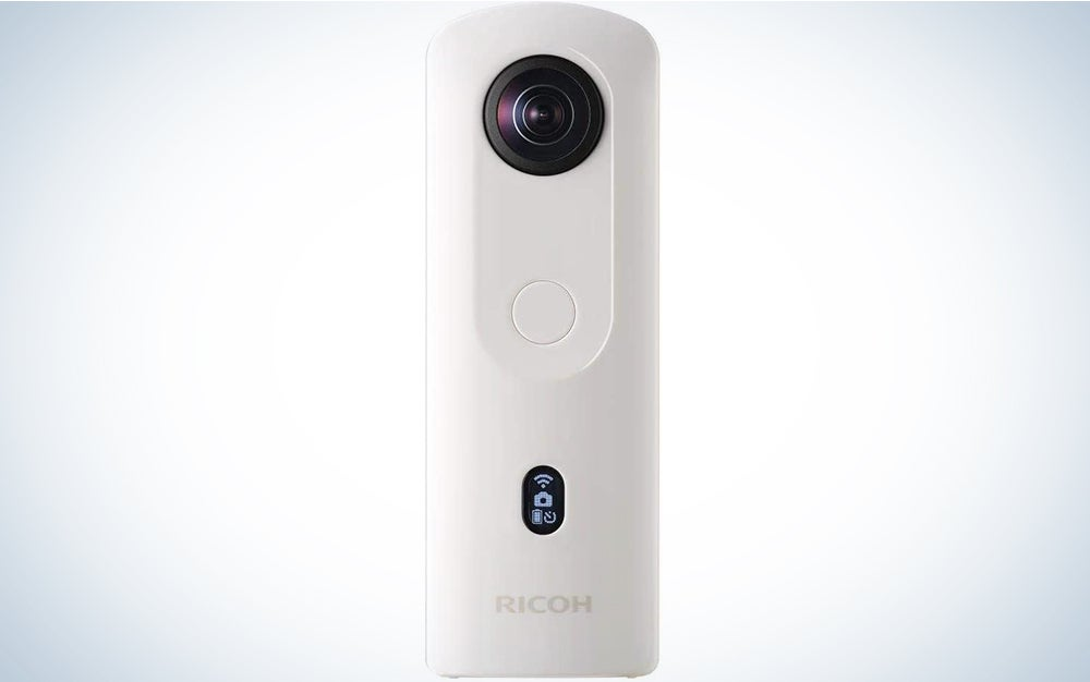 Ricoh Theta SC2 WHITE 360°Camera