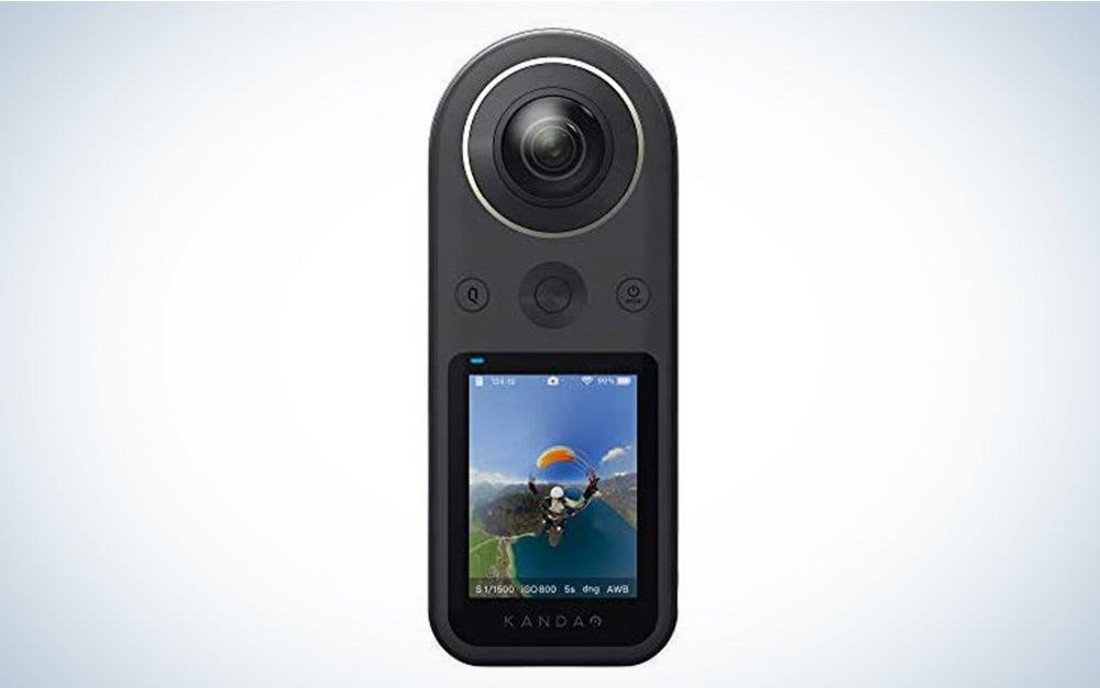 Kandao QooCam 8K Full View Camera
