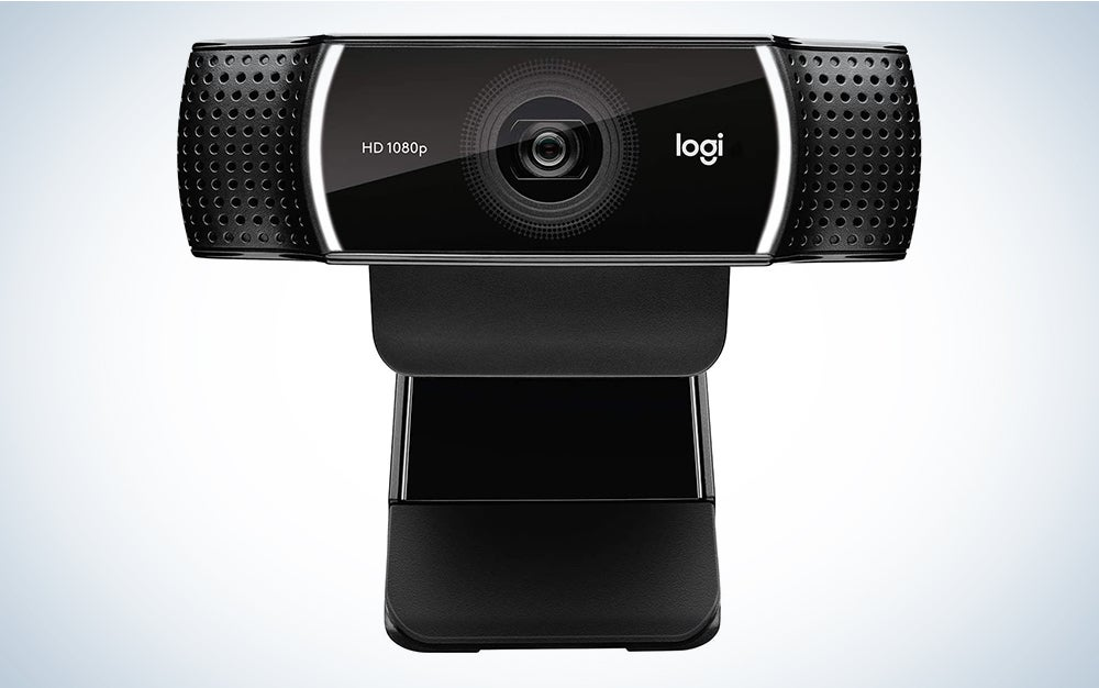 Logitech C922x Pro Stream Webcam is one of the best cameras for YouTube