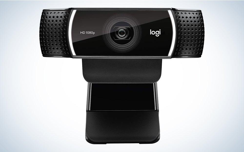 Logitech C922x Pro Stream Webcam – Full 1080p HD Camera